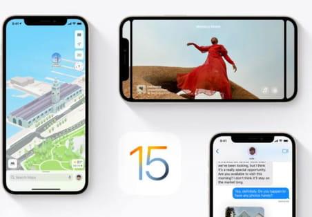 iOS 15sort ce 20septembre: comment mettre à jour son iPhone