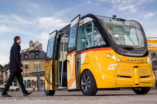EasyMile, Navya, Local Motors: 3 start-up en course pour la navette autonome