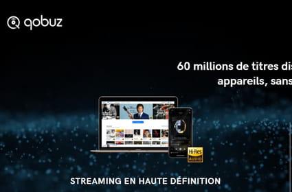La plateforme de musique Qobuz lève 10millions d'euros