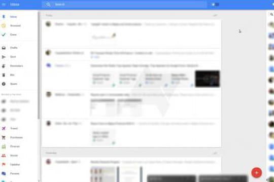 Nom de code Google Bigtop : Gmail bientôt refondu ?