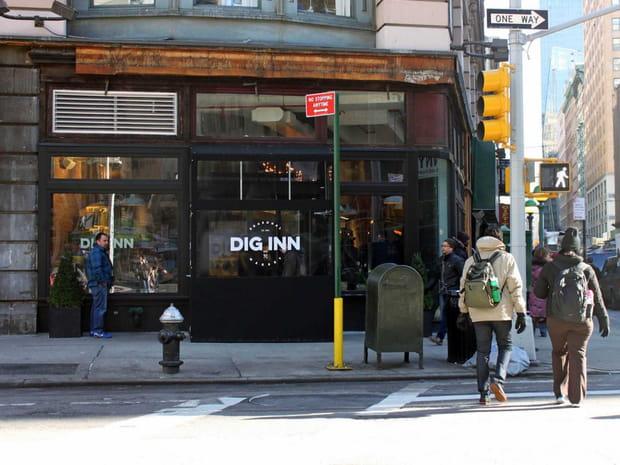 Dig Inn à la conquête de nouveaux marchés