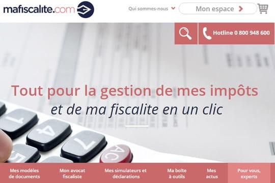 Mafiscalité, la plateforme qui veut récupérer l'impôt des Français