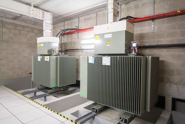 Des transformateurs électriques sécurisés