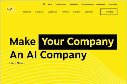 H2O.ai: cette plateforme d'IA automatisée qui défie Google