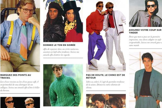 Le guide de style avril de Menlook