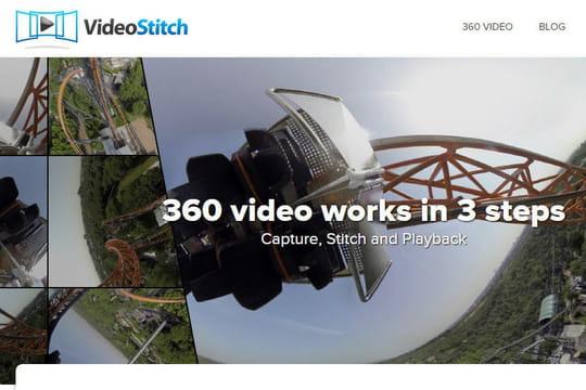 Vidéo à 360° et réalité virtuelle: VideoStitch lève 2 millions d'euros