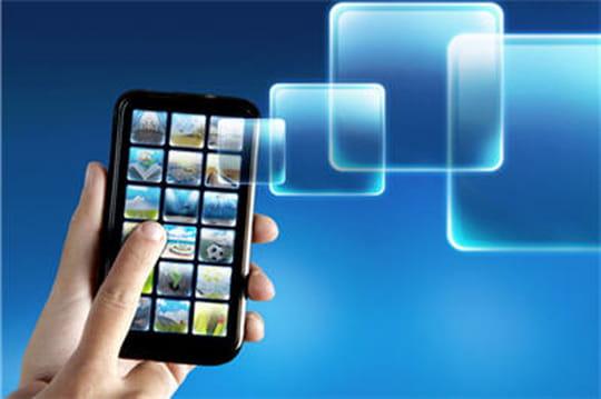 App Store interne: 25% des entreprises équipées en 2017?