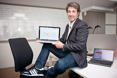 hervé solus, cofondateur de jobaproximité.com
