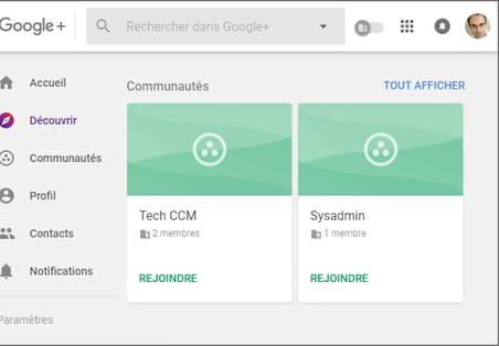 Google+ se réinvente pour contrer Slack et Workplace By Facebook