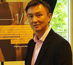 ancien directeur marketing de salesforce, tien tzuo est le ceo fondateur de