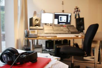le studio son.