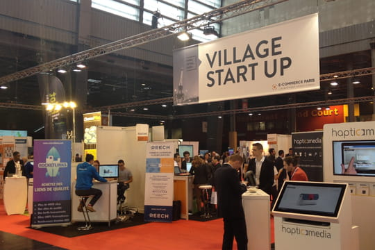 Les 5 start-up les plus innovantes d'E-Commerce Paris 2015