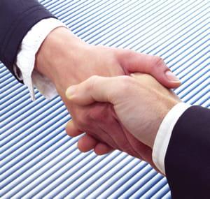 une main tendue pourra vous aider à éviter certains pièges.