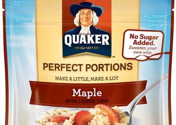 766 millions de produits quaker ont été achetés dans le monde en 2013.