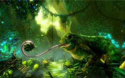 capture d'écran tirée d'une vidéo officielle de gameplay du jeu.