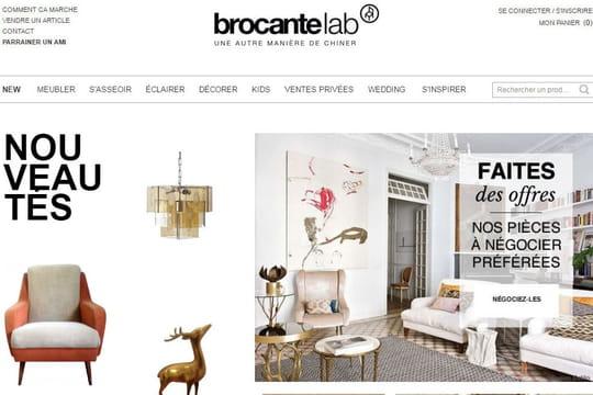 Brocantelab fait entrer Accel à son capital et change de nom