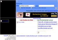 page d'accueil de lycos.fr, du 11 décembre 1997