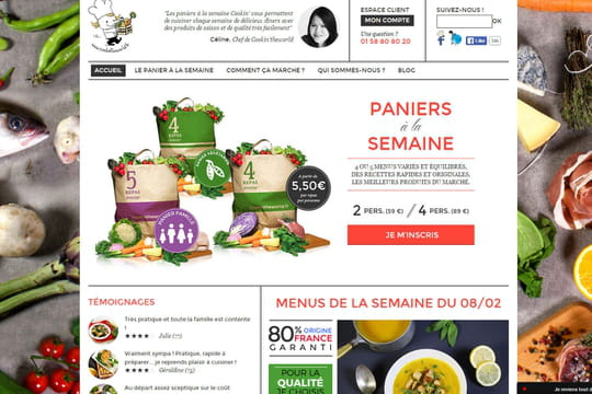 Cookin'theworld devient QuiToque et lève 1,5 million d'euros