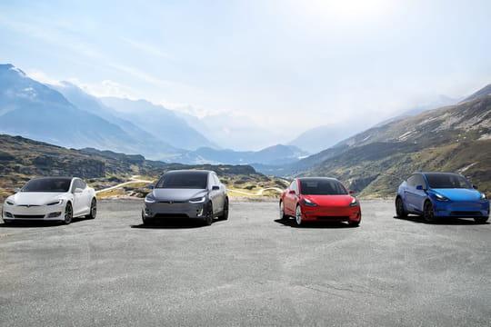 Tesla: L'entreprise vaut 100milliards de dollars en Bourse