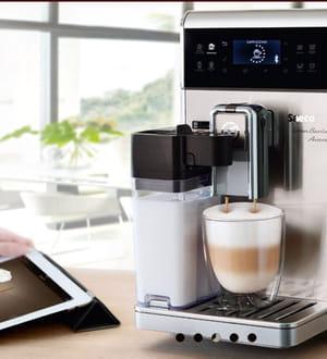 la machine a café connectée est disponible en allemagne, russie et pays-bas.