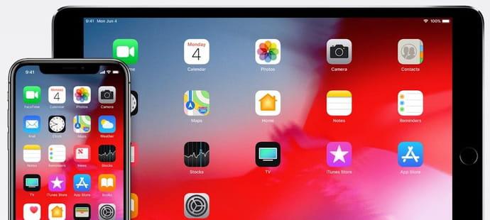 Après la sortie d'iOS12, Apple planche sur iOS 13...