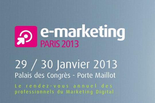 Les huit lauréats des E-Marketing Awards 2013 sont...