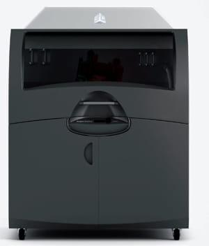 la projet 860pro, l'une des imprimantes 3d de la gamme x60.