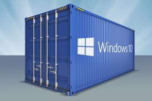 Les containers: la prochaine grande mutation de Windows10?