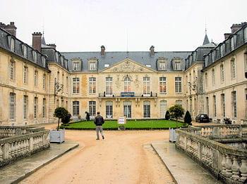le château d'armainville
