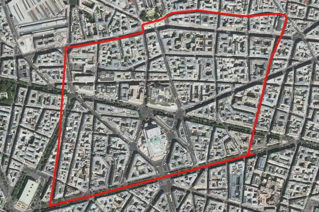 8e: Chaussée-d'Antin (9e arrondissement)