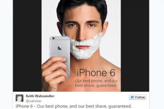 iPhone 6 et 6 Plus : Après le Bendgate, Apple fait face au Hairgate
