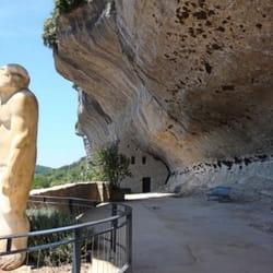 le musée national des eyzies de tayac, en dordogne.