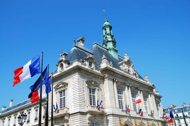 4e : Levallois-Perret (Hauts-de-Seine), +2,14 points de hausse des impôts locaux