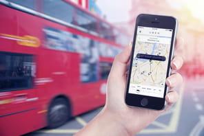 A Nice, Uber devient un transport public à la demande