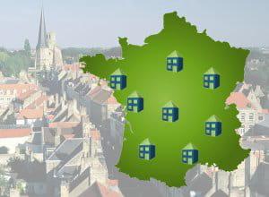 le classement des villesfrançaisesqui ont gagné le plus d'habitants entre 1999