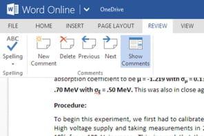 Office Online amélioré pour mieux concurrencer Google Docs