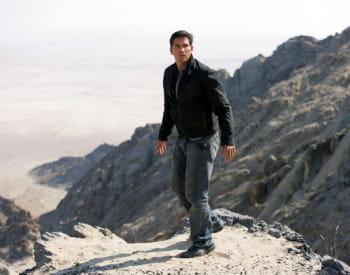 la série 'le prisonnier' diffusée en janvier et février 2010 sur canal plus.