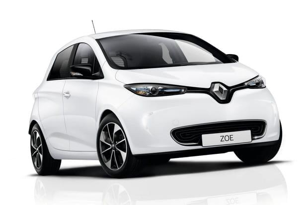 Renault Zoé: bonus écologique pour usage urbain