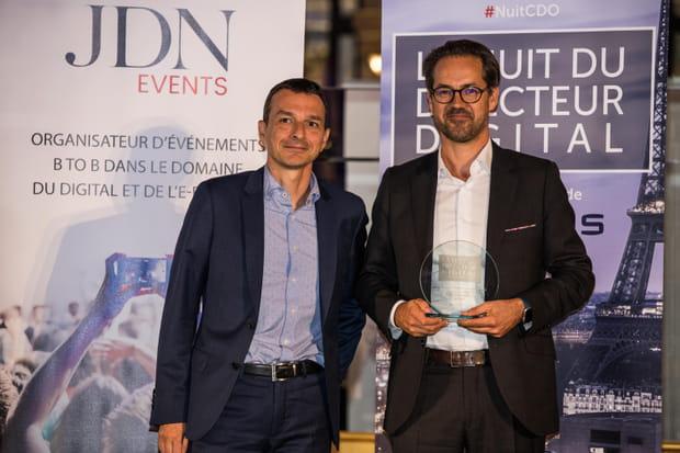 Le plus accélérateur: Pierre-Etienne Bardin (La Poste)