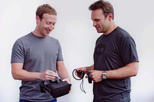 Avec la réalité virtuelle, les réseaux sociaux vont changer de dimension