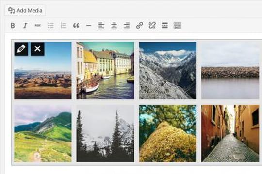 Wordpress 3.9  améliore la gestion des médias