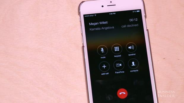 Basculer un appel sur la messagerie vocale