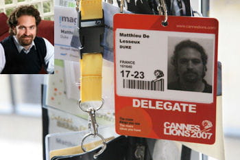 matthieu de lesseux, co-fondateur et co-président.