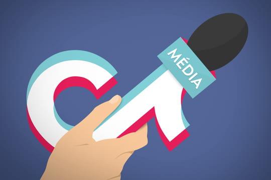 Avec TikTok, les médiasparlent aux ados... et séduisent les marques