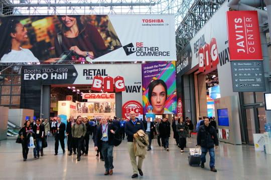 NRF Big Show : c'est parti pour 4 jours intensifs de retail