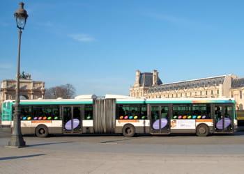 le plan de relance de l'économie prévoit de nombreux achats de bus.