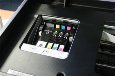 les consommables de l'imprimante lexmarks605