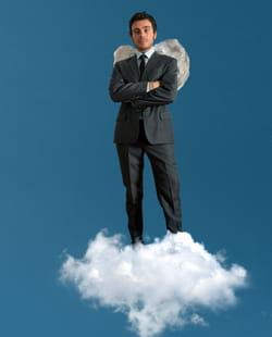 un business angel peut vous prendre sous son aile.