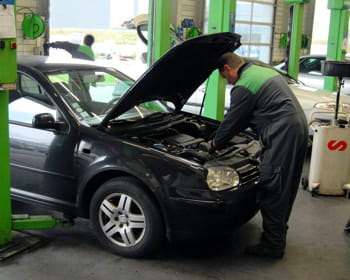 la croissance des réparateurs automobiles pourrait ne pas durer.