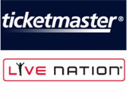 ticketmaster fusionne avec live nation.